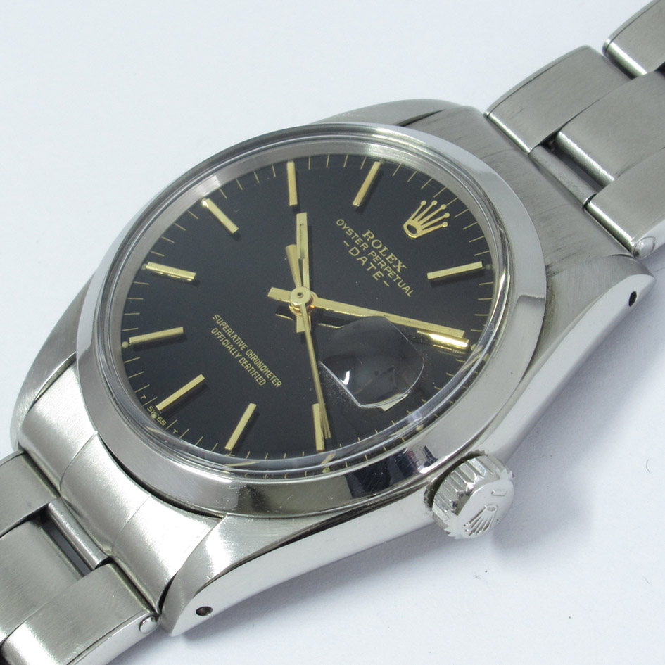 sports shoes af045 f8e65 ROLEX ロレックス OYSTER PERPETUAL DATE オイスター ...